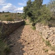 La piedra seca