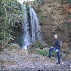 Cascada en Navarrés